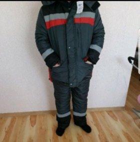 Спецодежда зимняя