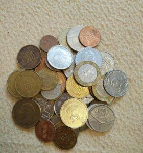 Иностранные монеты дёшево