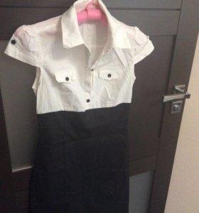 Платье в школу, офис