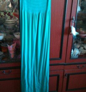 Платье в пол новое. Все этикетки есть