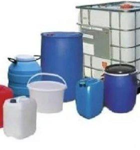 Продам резервуары- канистры, еврокубы, бочки