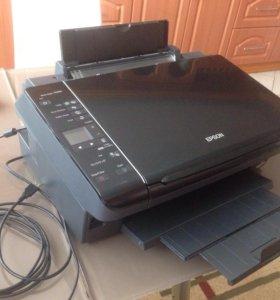Принтер - Epson Stylus TX210