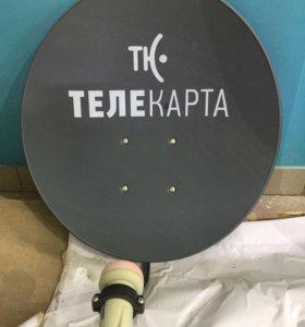 """Спутниковый комплект """"Телекарта"""""""