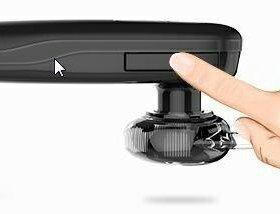 Bluetooth 4.1 гарнитура MH-370E мультипоинт