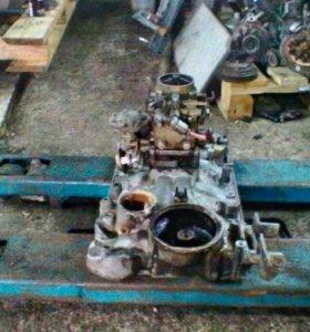Коллектор ГАЗ-53 впускной паук