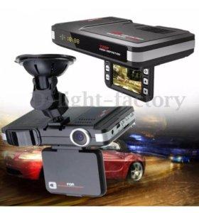 2 в 1 видеорегистратор + радар-детектор