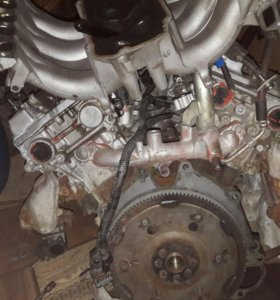 Двигатель на запчасти от Mitsubishi Pajero 3 GDI