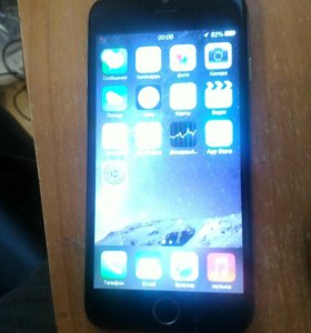 Смартфон orro m6 8gb black, формфактор iphone 6, р