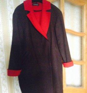 Пальто размер 50
