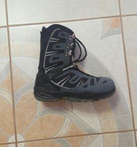 Ботинки для сноуборда XION