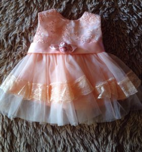 Платье для принцессы на фотосессию!
