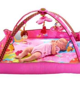 Развивающий коврик tiny love моя принцесса