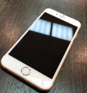 iPhone 6s / 16GB, gold.