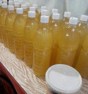 Напитки на основе натурального мёда.