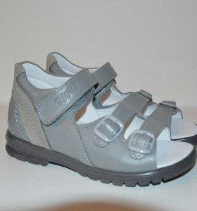 Новые сандали Тотто размеры с 27 по 31