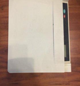 Ксерокс и сканер