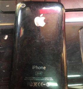 Запчасти айфон 3