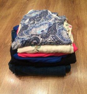 Пакет одежды для беременных 42-44 размер