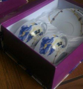 Чайные пары в упаковке