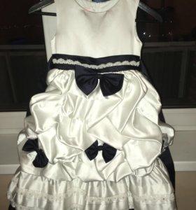 Вечернее платье для девочки 4-5 лет