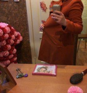 Пальто для беременных АХАRA