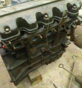 Мотор 102 на мерседес