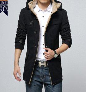 Весеннее мужское пальто