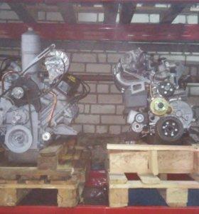 Двигатель Газель ПАЗ-3205 УАЗ Новые