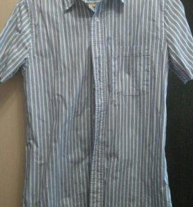 Рубашка мужская б/у