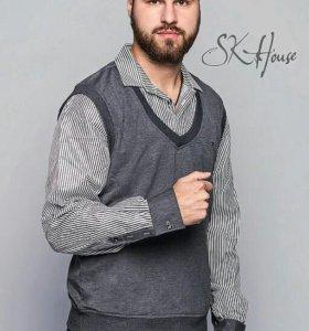 Кофта-Рубашка новая