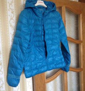 Куртка пуховик размер S