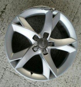 Диск Audi Q5 R17