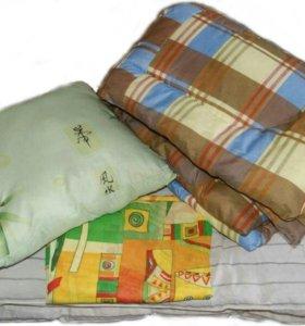 Набор белья для хостолов матрас +одеяло+подушка