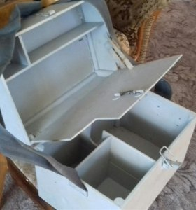 Ящик для зимний рыбалки