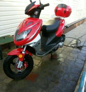 Скутер GX