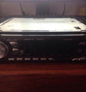 JVC KD-G502