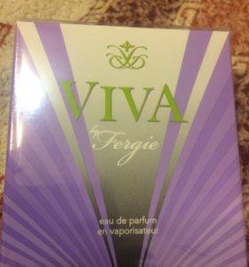 Туалетная вода Viva by Fergie