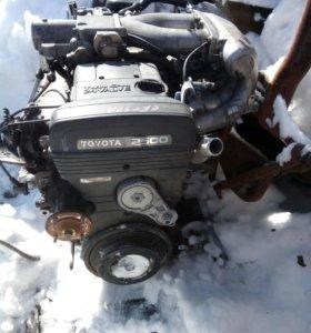Двигатель 1JZ-GE 4WD