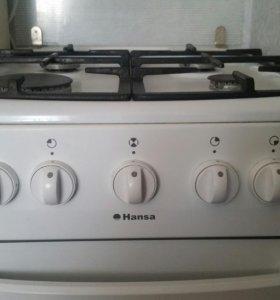 Газовая плита HANSA