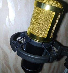 Микрофон конденсаторный , ( новый)