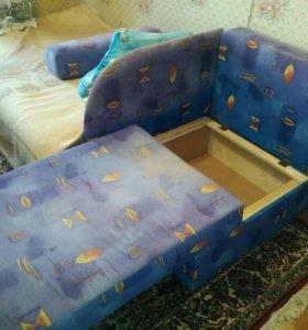 Раскладной диванчик