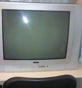 Телевизор VESTEL есть звук нет изобра на запчасти