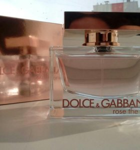 Dolce&Gabbana Rose The One 🌹