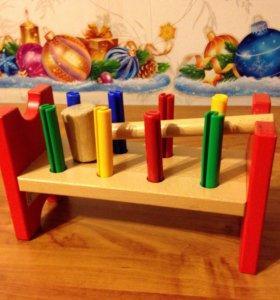 Игрушка для малыша 1-3 года