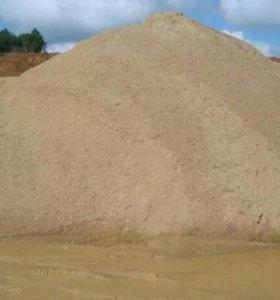 Очищенный песок