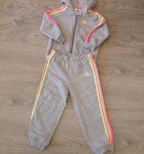 Спортивный костюм детский adidas для девочки