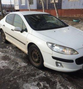 Продам Пежо 407 (2005года) дизель1,6 109л