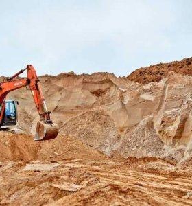 Песок для строительных работ ГОСТ 8736-2014