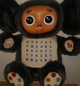 Чебурашка интерактивная игрушка