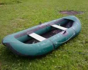 Резиновая надувная лодка Уфимка -22